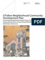 OFallon Community Development Plan 2012