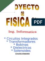 Circuitos Integrados - Fisica III