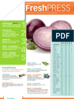 Sysco Fresh Press 9/7/12