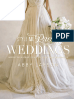 Style Me Pretty Weddings by Abby Larson - Excerpt