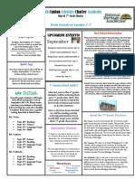Newsletter 9-7-2012