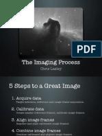 Imaging Process Steps