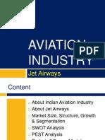 Aviation Industry Final