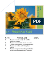 Program File