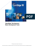 OpenEdge Development Basic Development Tools