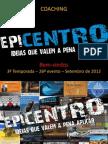 Epicentro 26 - 11 de setembro de 2012