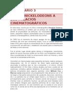 DE LOS NICKELODEONS A LOS PALACIOS CINEMATOGRÁFICOS