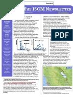 ISCM Newsletter - Vol VI - 1
