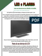 Curso de manutenção em televisores de LCD,LED e PLASMA.