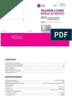Manual técnico TV LG 21FU4RL -L3/RLX/RLG.