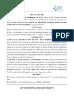 RES TEEU-013-2012 Días hábiles