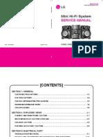 Manual som LG RAD125-A