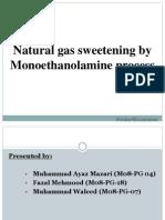 Natural Gas Sweetening 2801353
