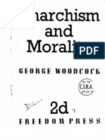 Anarchism & Morality - George Woodcock