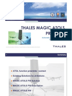 Thales Magic Atols