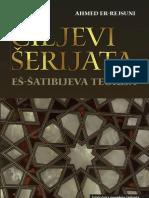 Ciljevi šerijata, eš-Šatibijeva teorija - Ahmed Er-Rejsuni