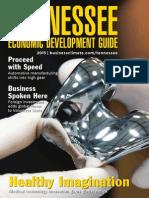 Tennessee Economic Development Guide 2012-13