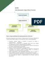 Fase II Etapa de organización