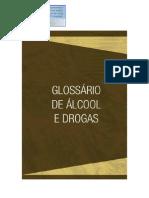 CARTILHA 8 Glossario Alcool Drogas
