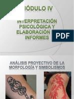 Interpretación de Tatuajes Módulo V