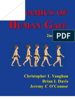 Dynamics of Human Gait