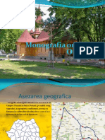 Monografia orasului Oltenita