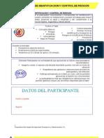 Manual de Identificacion y Control de Riesgos