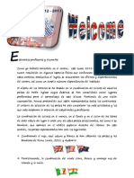 Bienvenida de la Sección Europea Bilingüe