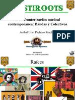 Transfronterización musical contemporánea