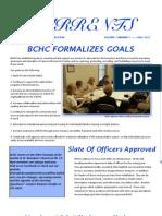 BCHC Volume1  Issue 2