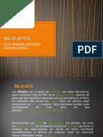 SILICATOS
