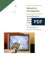 Guía de Estudio 3 Curso de Investigación en Comunicación