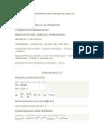 Dimensionamento de Instalações de Água Fria II