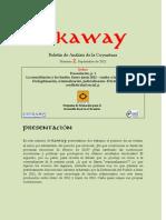 kaway Boletín 2 de Análisis de la Coyuntura