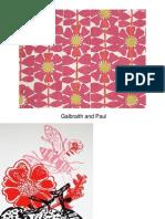 Botanical for Screen Printing FALL '12