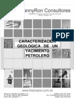 Muñoz, P. - Caracterizacion Geologica de un Yacimiento Petrolero