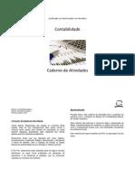 Caderno de Atv - Contabilidade