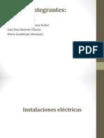 PDF Instalaciones ELECTRICAS