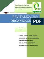 Revitalizacion organizacional