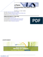 Time-Dependent Density Functional Theory Past, Present, And Future