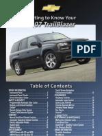 2007 Chevrolet Trailblazer Getknow