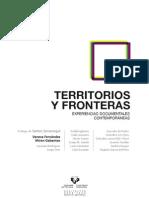 Territorios y Fronteras. Experiencias documentales contemporáneas