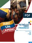 Petroleo Para El Progreso. (Plan de Gobierno de Henrique Capriles Radonski)