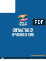 Programa de Gobierno de Henrique Capriles Radonski