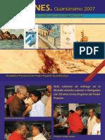 Año 2. No. 1. Diciembre de 2007. Revista No.2