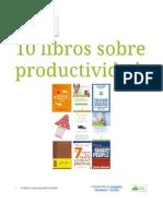 10 Libros de Productividad