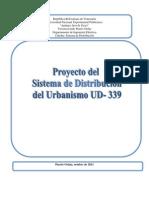 Proyecto de Distribucion 2011