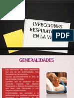 Infecciones Respiratorias en La Vejez