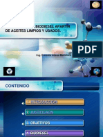 PRODUCCIÓ DE BIODIESEL PROY 2012
