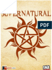 RPG D20 Modern's Supernatural BETA [0.9]